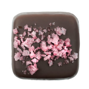 Pinot Noir Salted Truffle by Missionary Chocolates