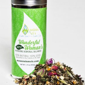 Mountain Mel's Wonderful Woman's Herbal Tea Blend