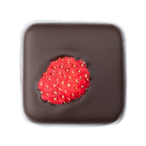 Missionary Chocolates Strawberry Basil Truffle