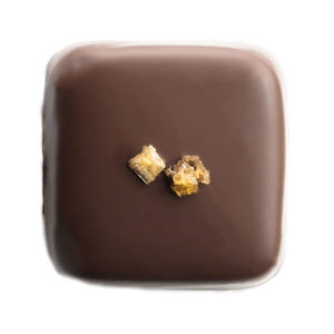 James Oliver American Whiskey Truffle by Missionary Chocolates